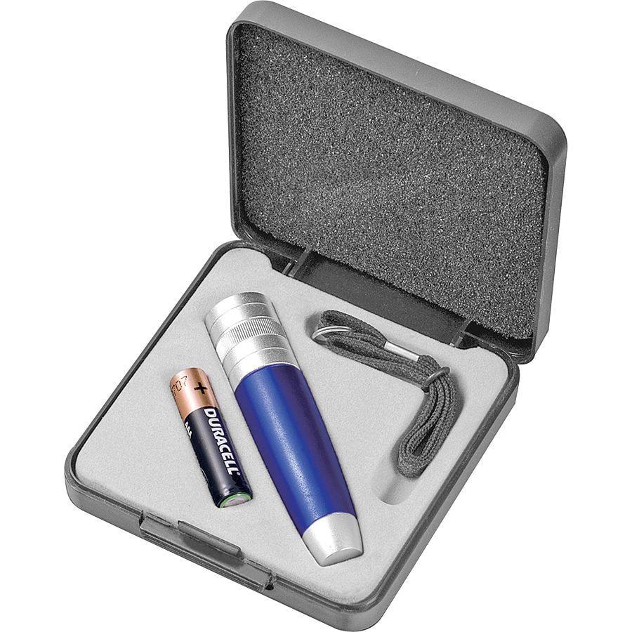 Набор: фонарь, ланъярд и батарейка
