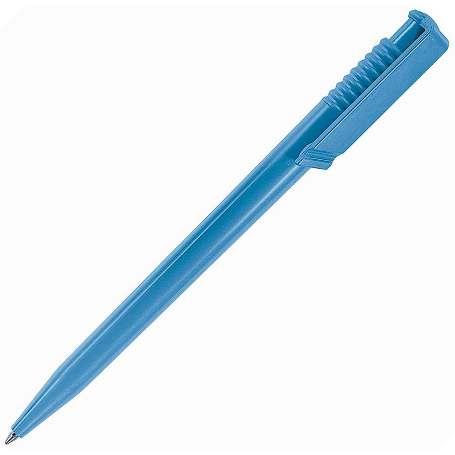 OCEAN, ручка шариковая, голубой классик, пластик