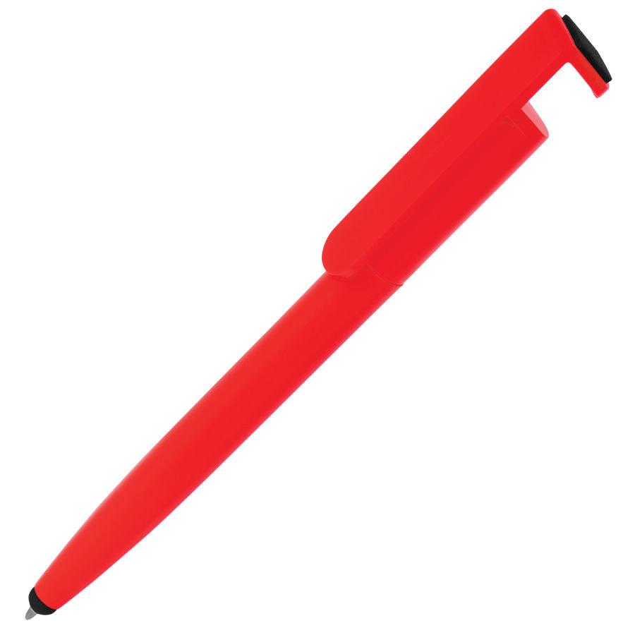 Ручка шариковая N3 со стилусом и подставкой для смартфона