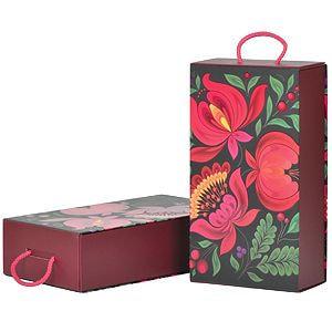 Упаковка подарочная, коробка