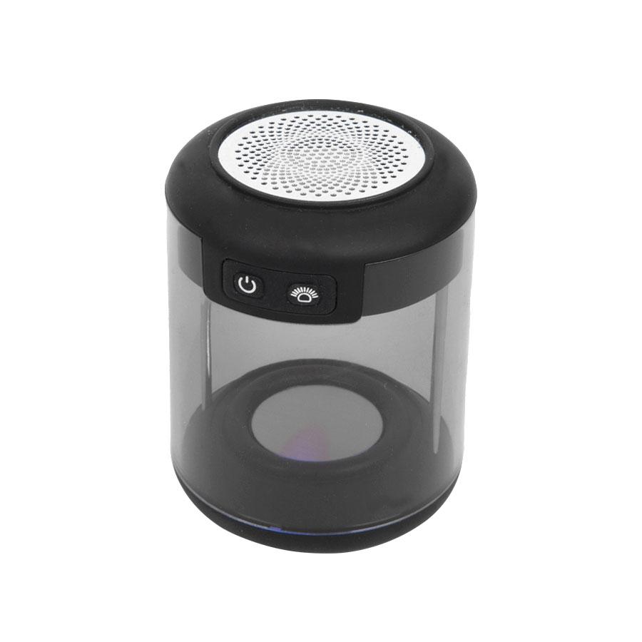 Колонка Bluetooth прозрачная MYSTERY со вcтроенной LED подсветкой и функцией TWS MYSTERY