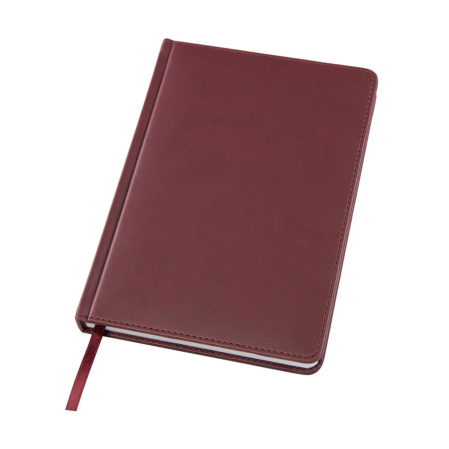 Ежедневник датированный Bliss, А5,  бирюзовый, белый блок, без обреза