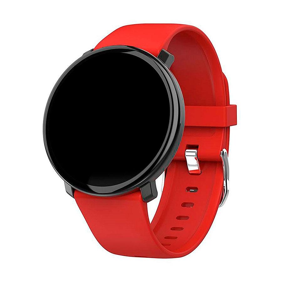 браслет к часам RONN красный