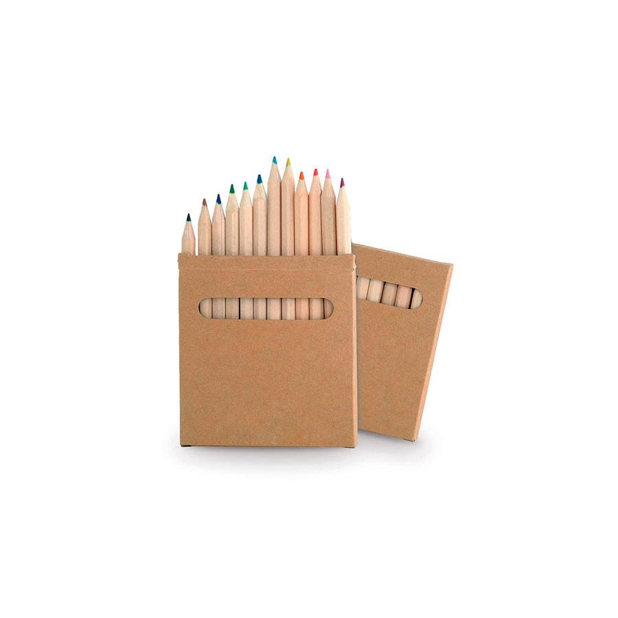 Набор цветных карандашей BOYS (12шт)