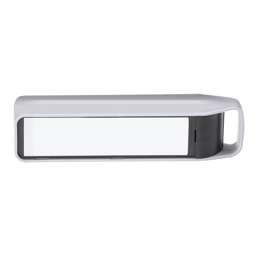 Универсальное зарядное устройство с подсветкой логотипа