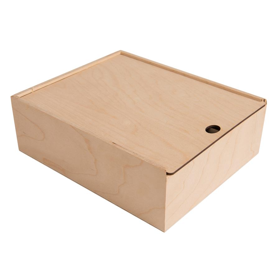Упаковка подарочная из фанеры