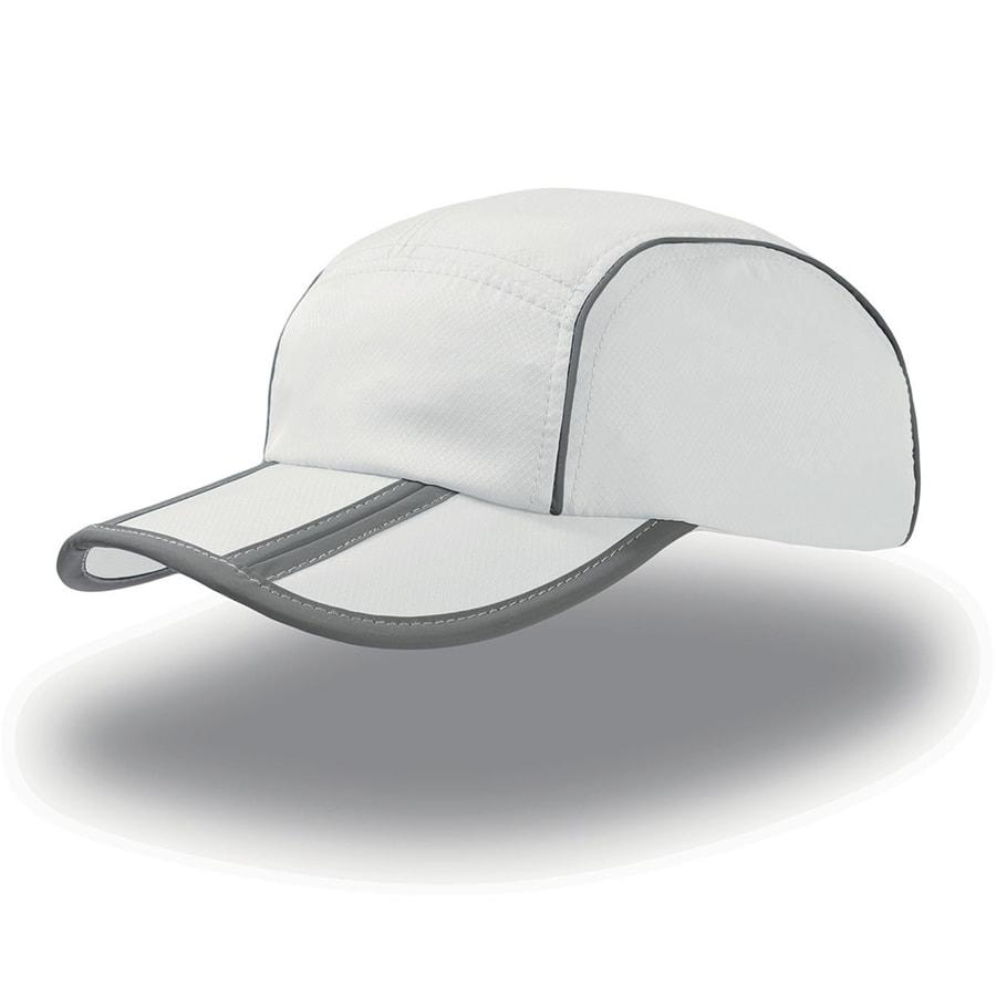 Бейсболка MARATHON, 5 клиньев, пластиковая застежка