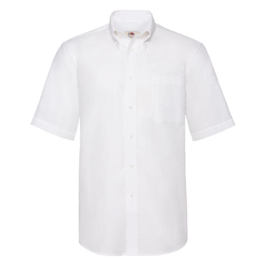 Рубашка мужская SHORT SLEEVE OXFORD SHIRT 130