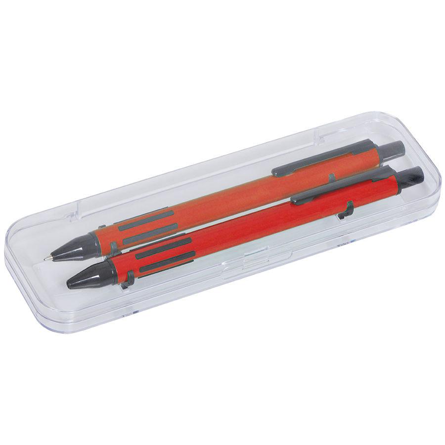 Набор FUTURE, ручка и карандаш в футляре